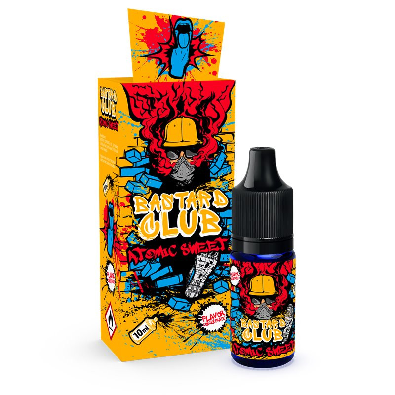 Atomic Sweet Flavour Concentrate by Bastard Club