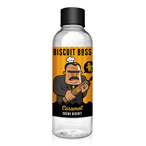Caramel Creme Flavour Concentrate by Biscuit Boss