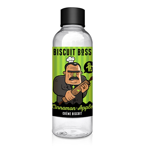 Cinnamon-Apple Creme Flavour Concentrate by Biscuit Boss