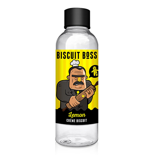 Lemon Creme Flavour Concentrate by Biscuit Boss