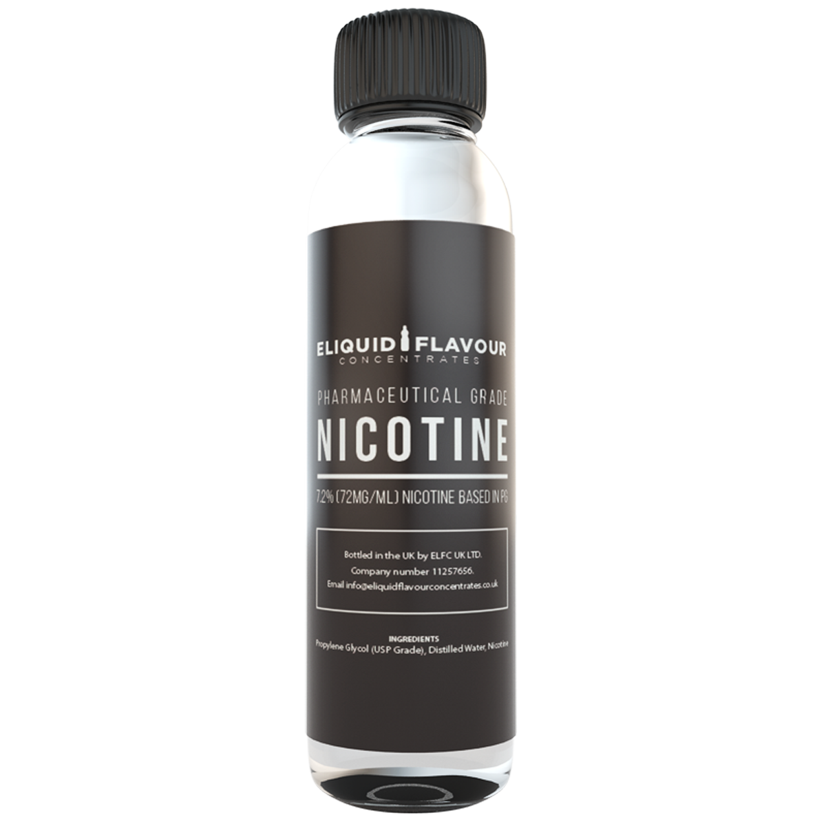 Wholesale 7.2% (72mg/ml) Nicotine Concentrate (PG Based) - TRADE ACCOUNT HOLDERS ONLY