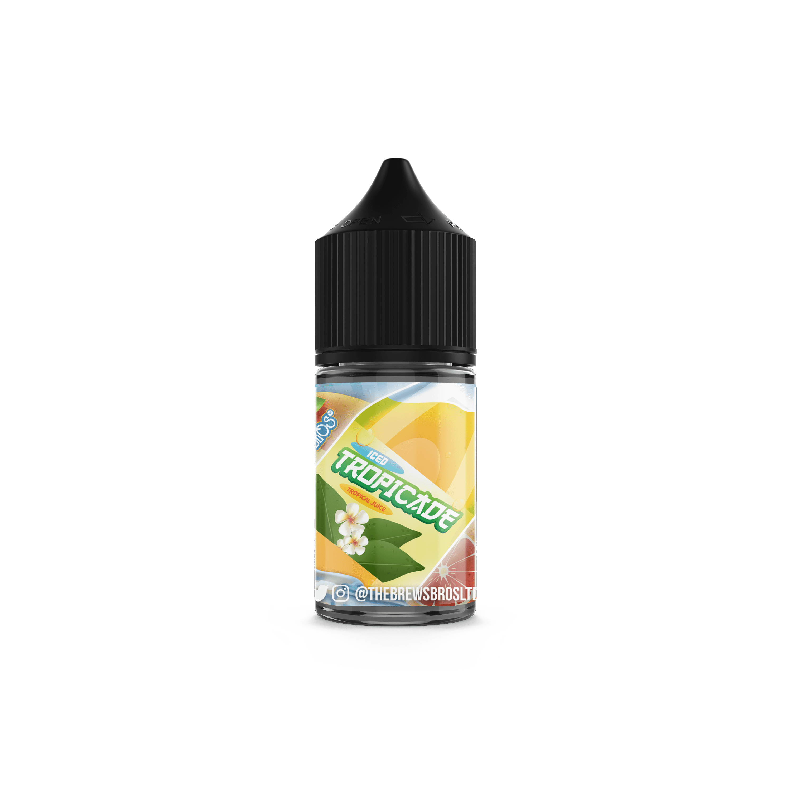 Iced Tropicade Flavour Concentrate by Brews Bros