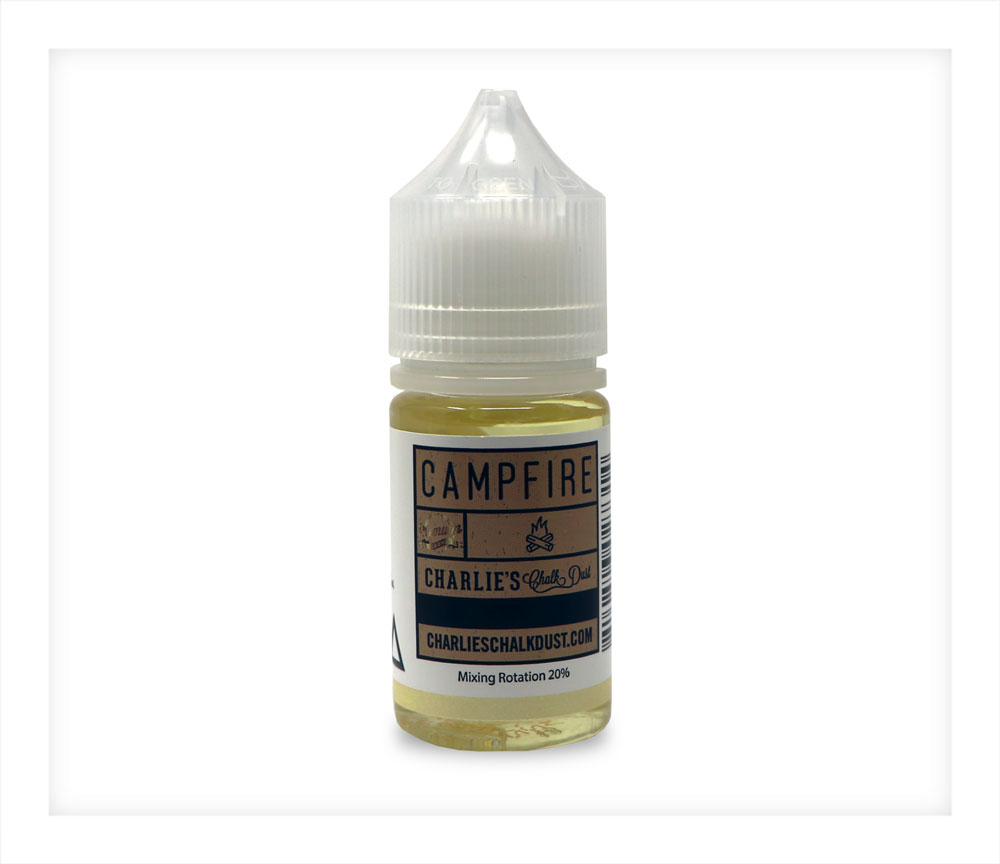 Campfire Flavour Concentrate by Charlie's Chalk Dust