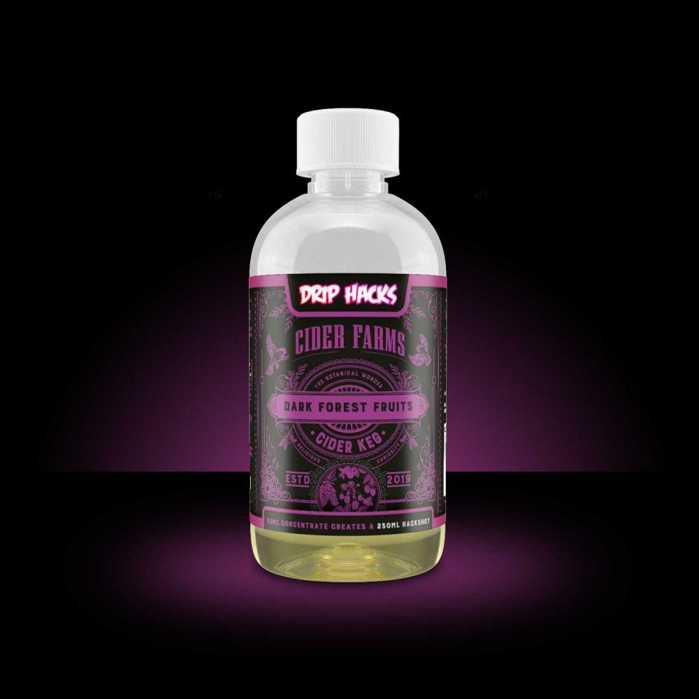 Dark Forest Fruits Flavour Shot by Cider Farms - 250ml