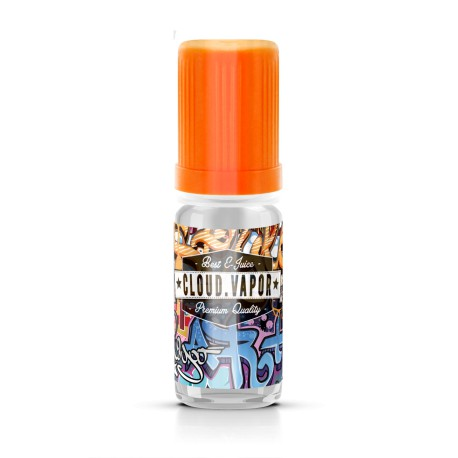Gecko - Street Art - Flavour Concentrate by Cloud Vapor