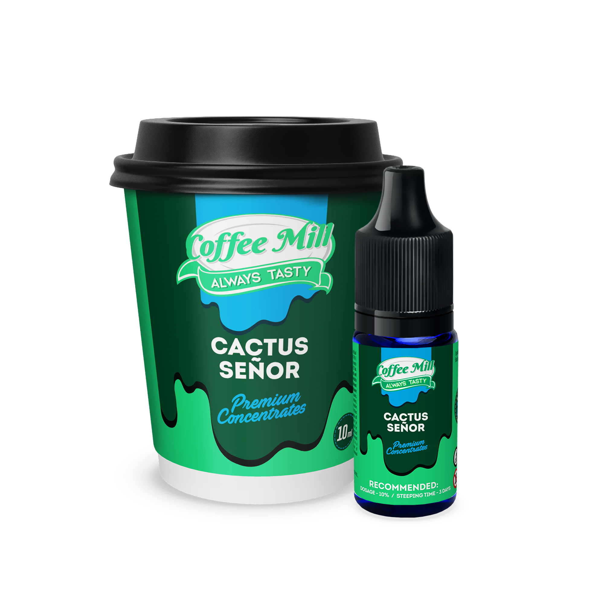 Cactus Senor Flavour Concentrate by Coffee Mill