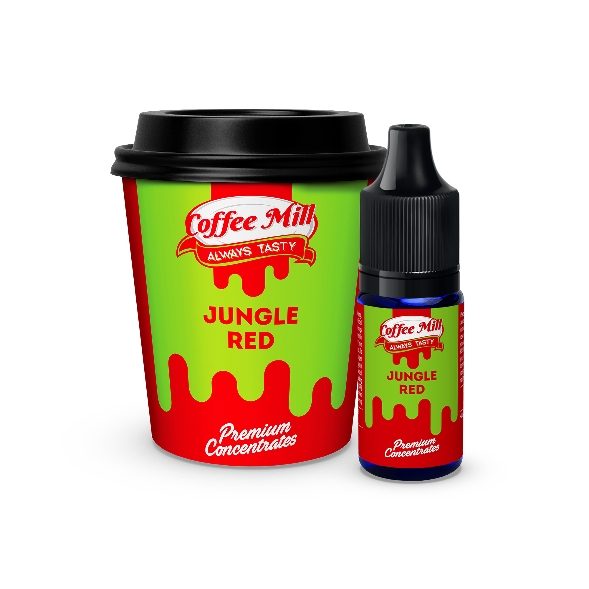 Jungle Red Flavour Concentrate by Coffee Mill