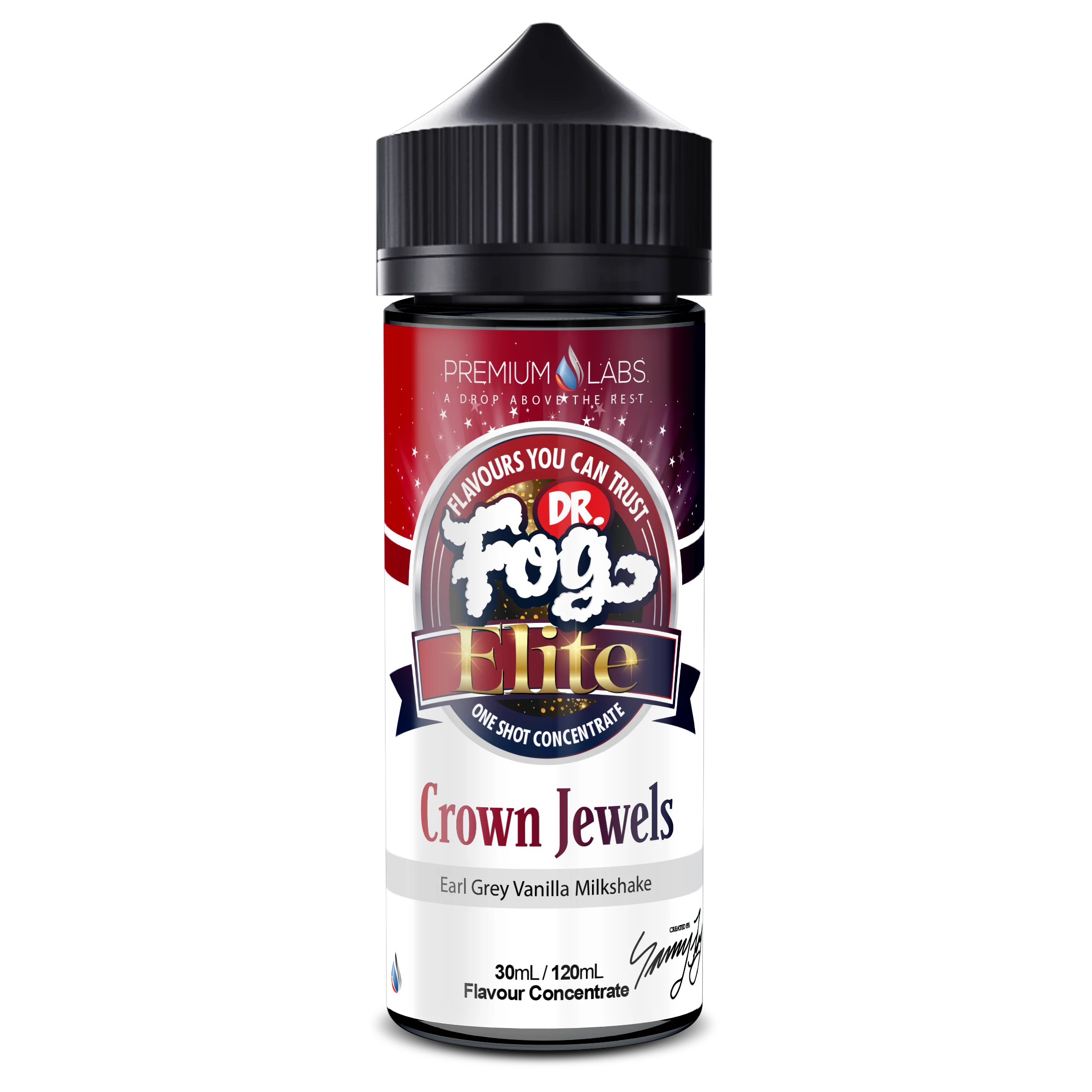 Dr Fog Elite - Crown Jewels Flavour Concentrate