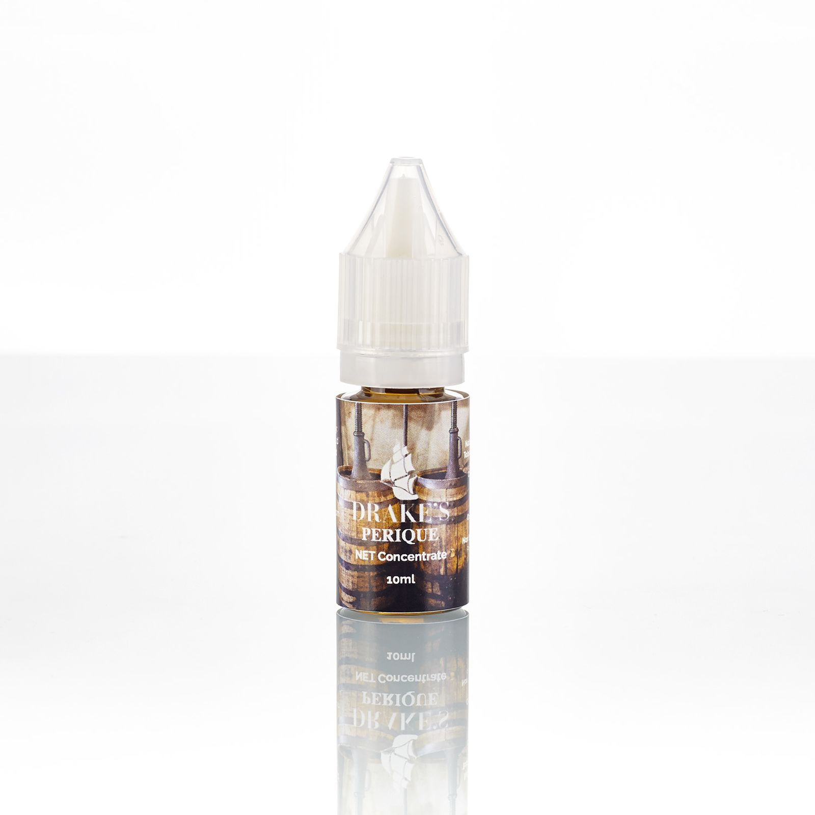 Saint James Perique Tobacco Flavour Concentrate by Drakes - Naturally Extracted Tobacco Concentrate