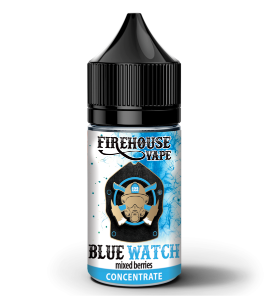 Blue Watch Flavour Concentrate by Firehouse Vape