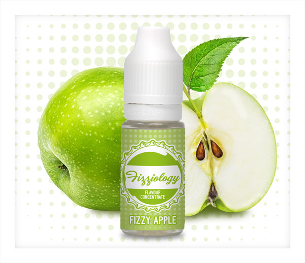 Fizzy Apple Flavour Concentrate by Fizziology