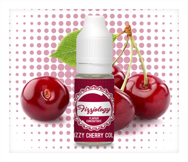 Fizzy Cherry Cola Flavour Concentrate by Fizziology