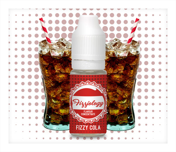 Fizzy Cola Flavour Concentrate by Fizziology