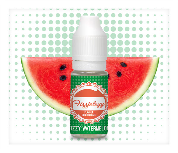 Fizzy Watermelon Flavour Concentrate by Fizziology