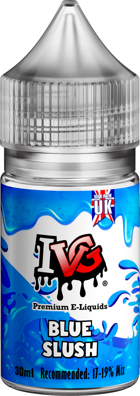 Blue Slush Flavour Concentrate by IVG
