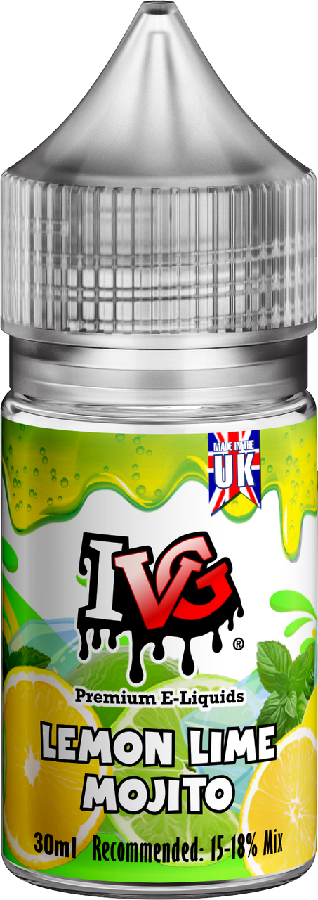 Lemon Lime Mojito Flavour Concentrate by IVG