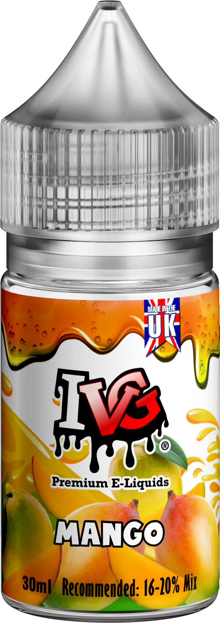 Mango Flavour Concentrate by IVG