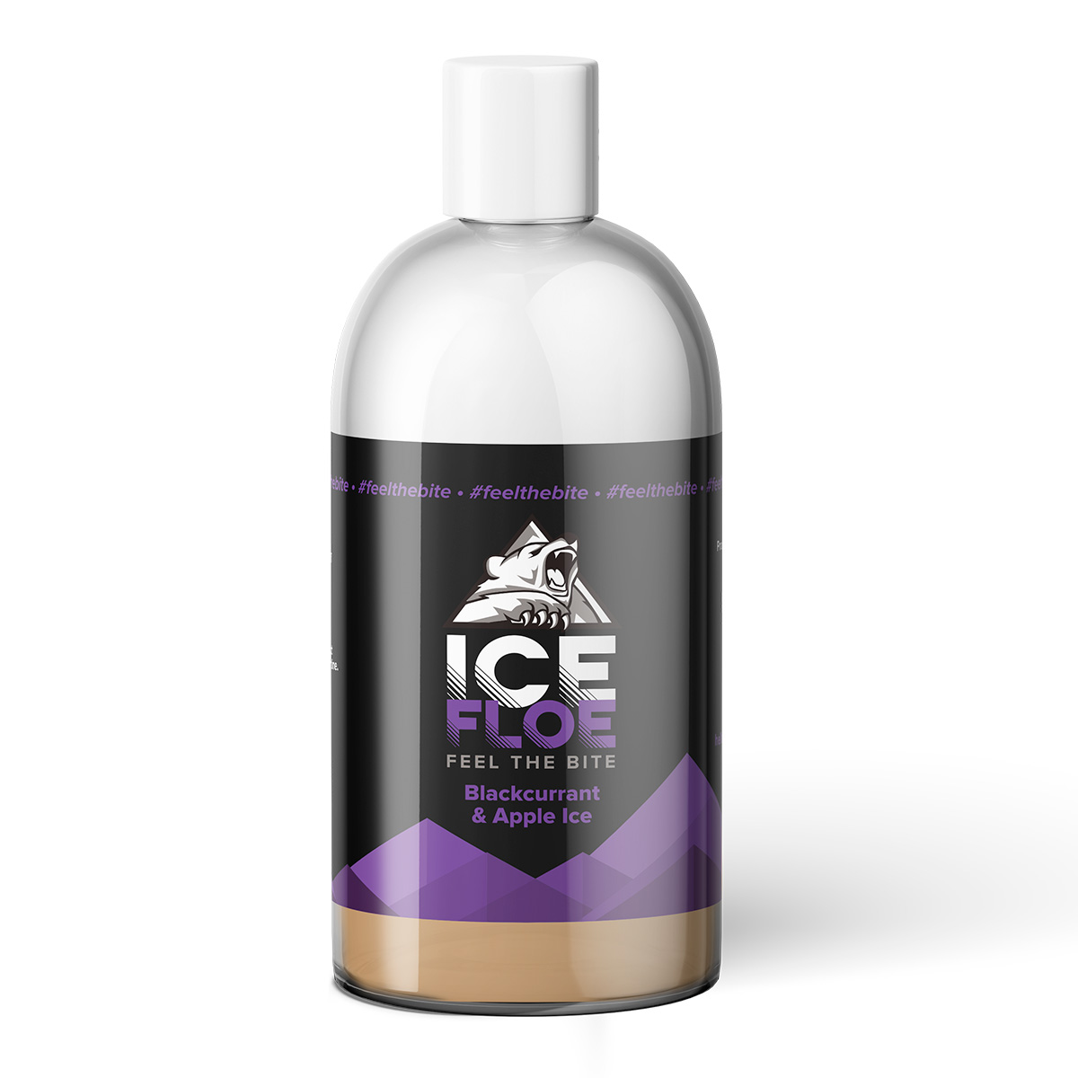 Blackcurrant & Apple Ice Flavour Shot by Ice Floe - 250ml