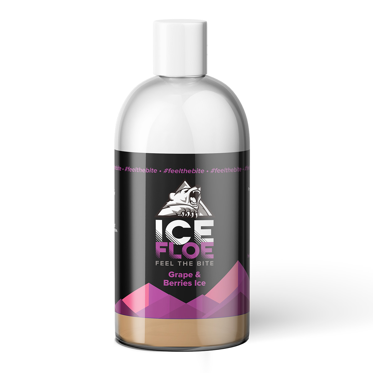 Grape & Berries Ice Flavour Shot by Ice Floe - 250ml