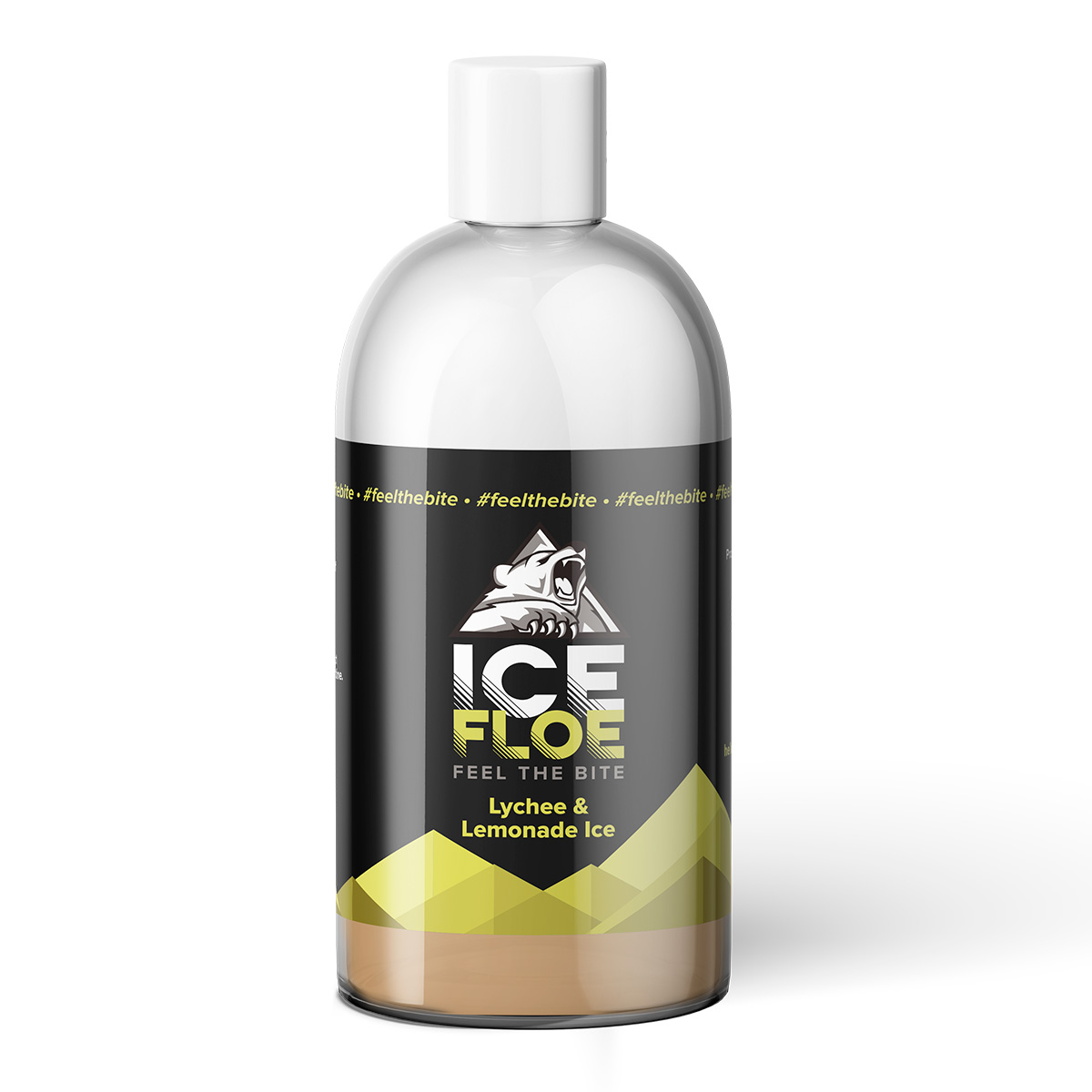 Lychee Lemonade Ice Flavour Shot by Ice Floe - 250ml