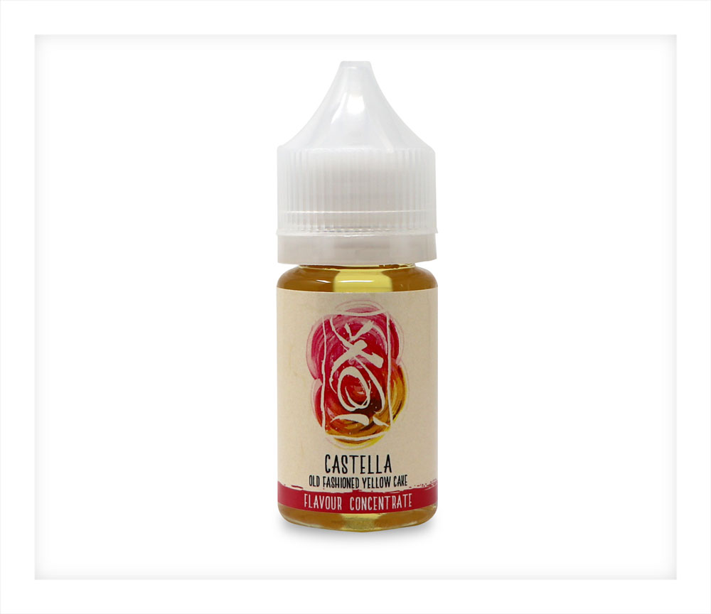 Castella Flavour Concentrate by Koi