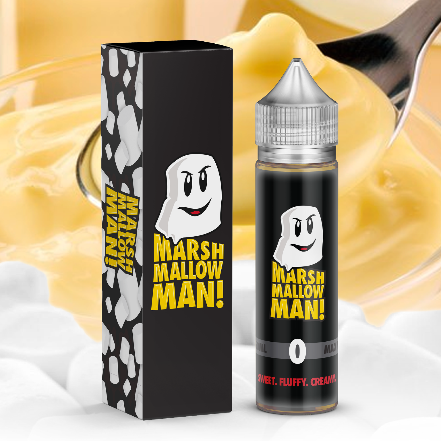 Marshmallow Man 1 Flavour Concentrate