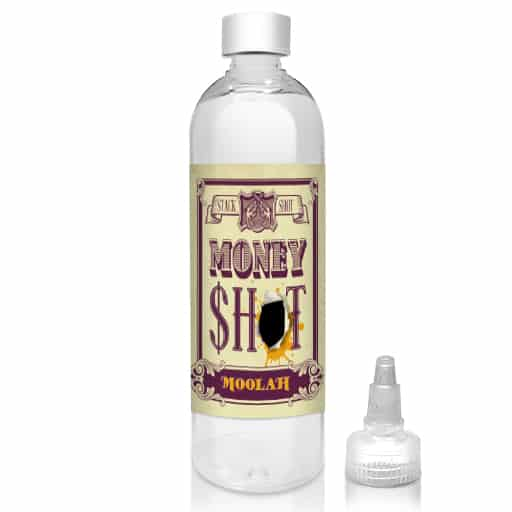Moolah Stack Shot by Money Shot - 250ml