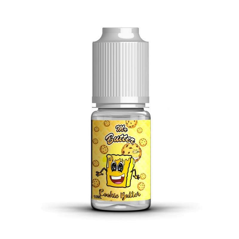Cookie Butter Flavour Concentrate by Mr Butter