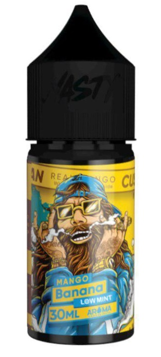 Cush Man - Banana Flavour Concentrate by Nasty Juice
