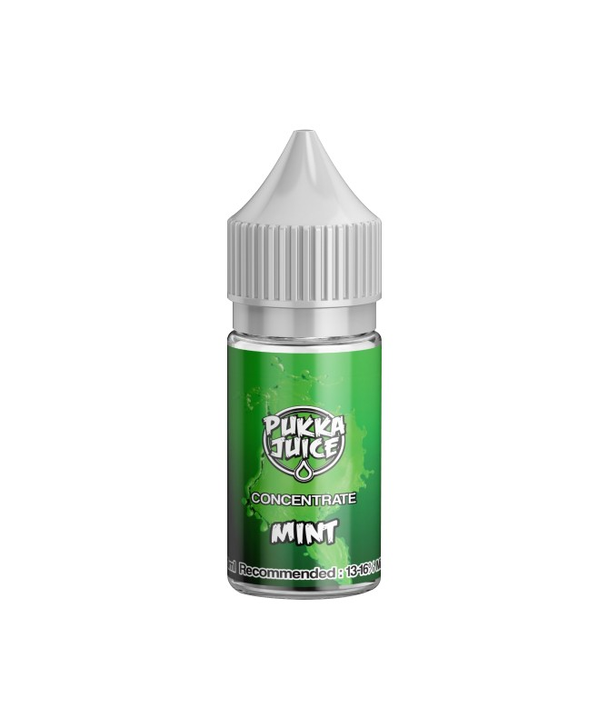 Mint Flavour Concentrate by Pukka Juice