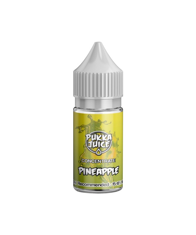 Pineapple Flavour Concentrate by Pukka Juice