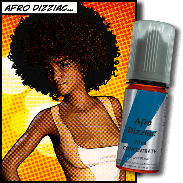 Afro Dizziac Flavour Concentrate by T-Juice