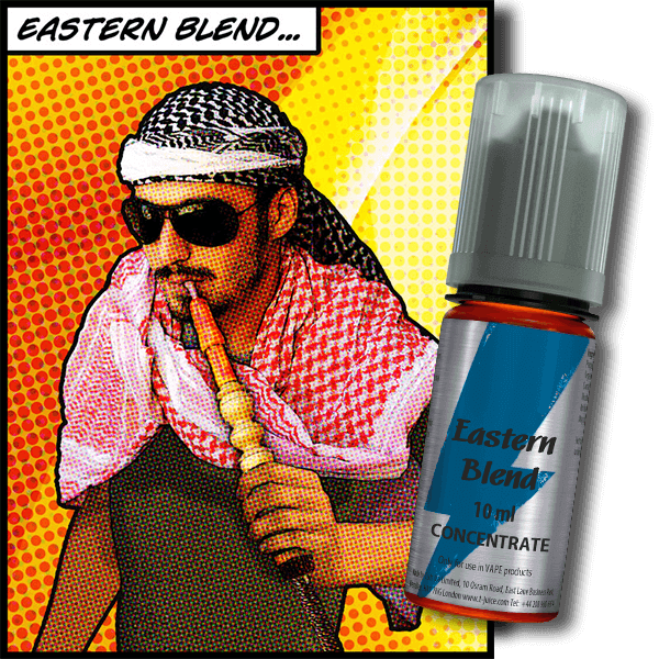Eastern Blend Flavour Concentrate by T-Juice