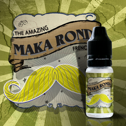 Maka Rond Citron Flavour Concentrate by Vape or DIY