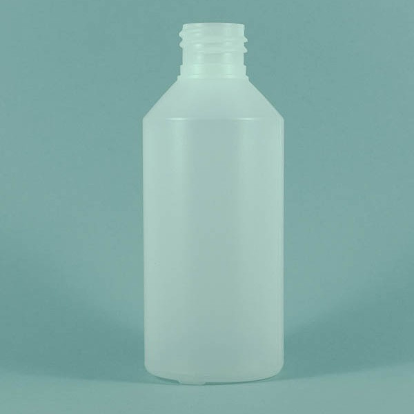 250ml Empty Bottle (Round)