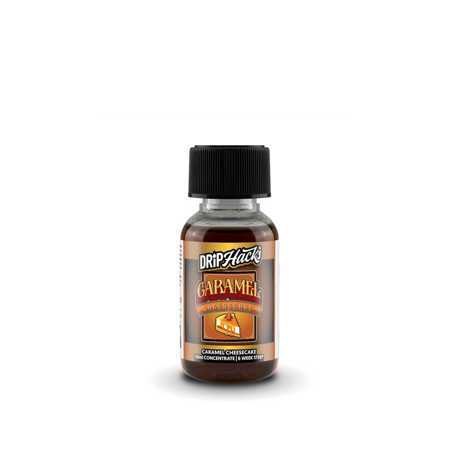 Caramel Cheesecake Flavour Concentrate by Drip Hacks
