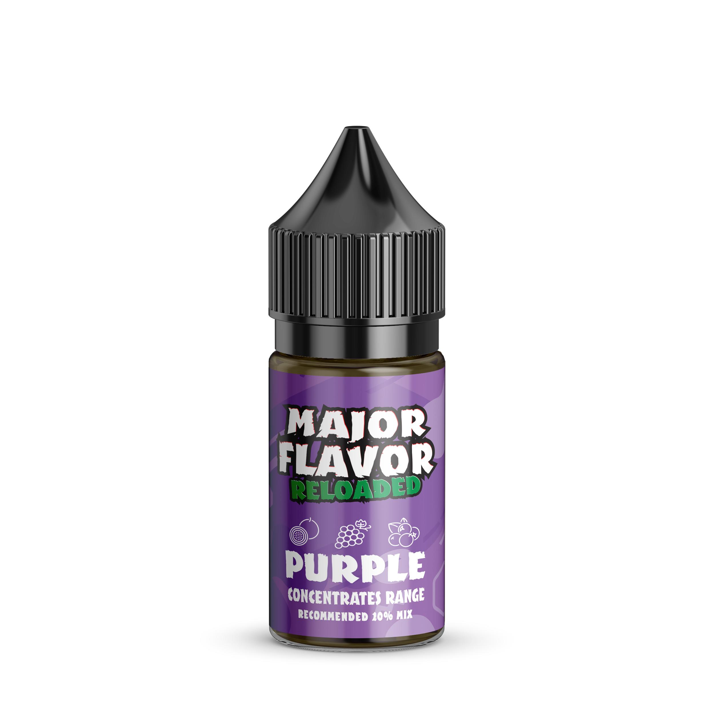 Purple Flavour Concentrate by Major Flavour