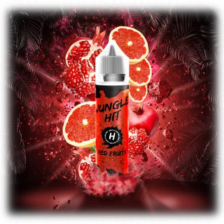 Red Fruits Flavour Shot by Jungle Hit