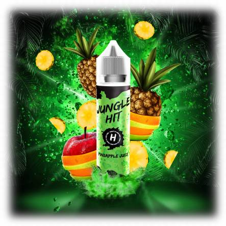 Pineapple Juice Flavour Shot by Jungle Hit