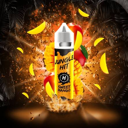 Sweet Mango Flavour Shot by Jungle Hit