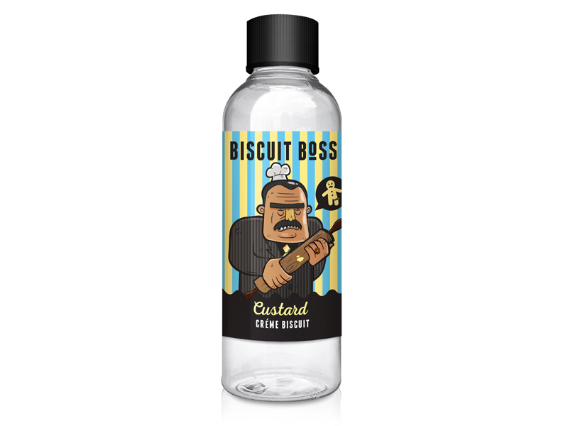 Custard Creme Flavour Concentrate by Biscuit Boss
