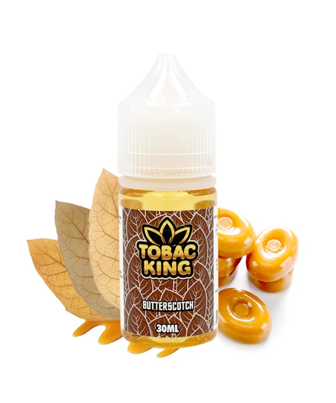 Butterscotch Flavour Concentrate by Tobac King