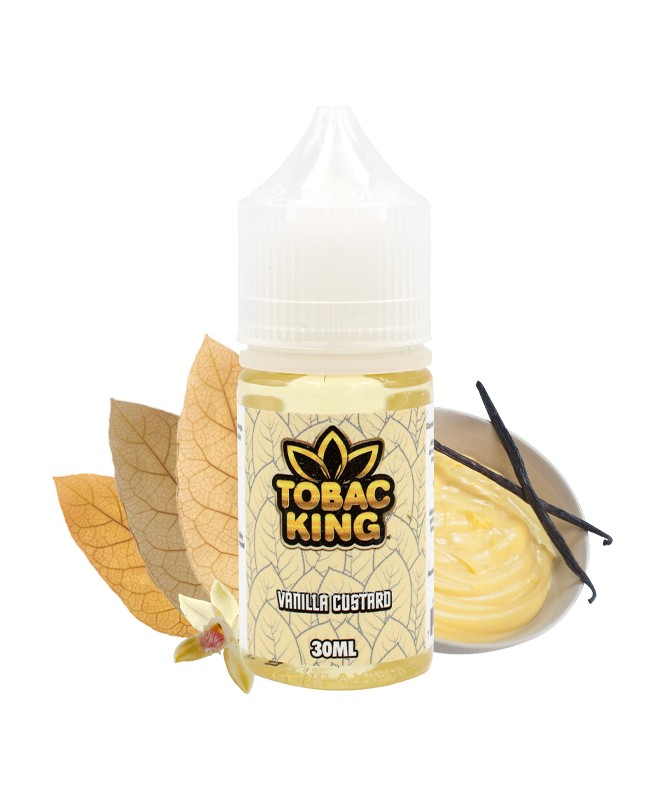 Vanilla Custard Flavour Concentrate by Tobac King