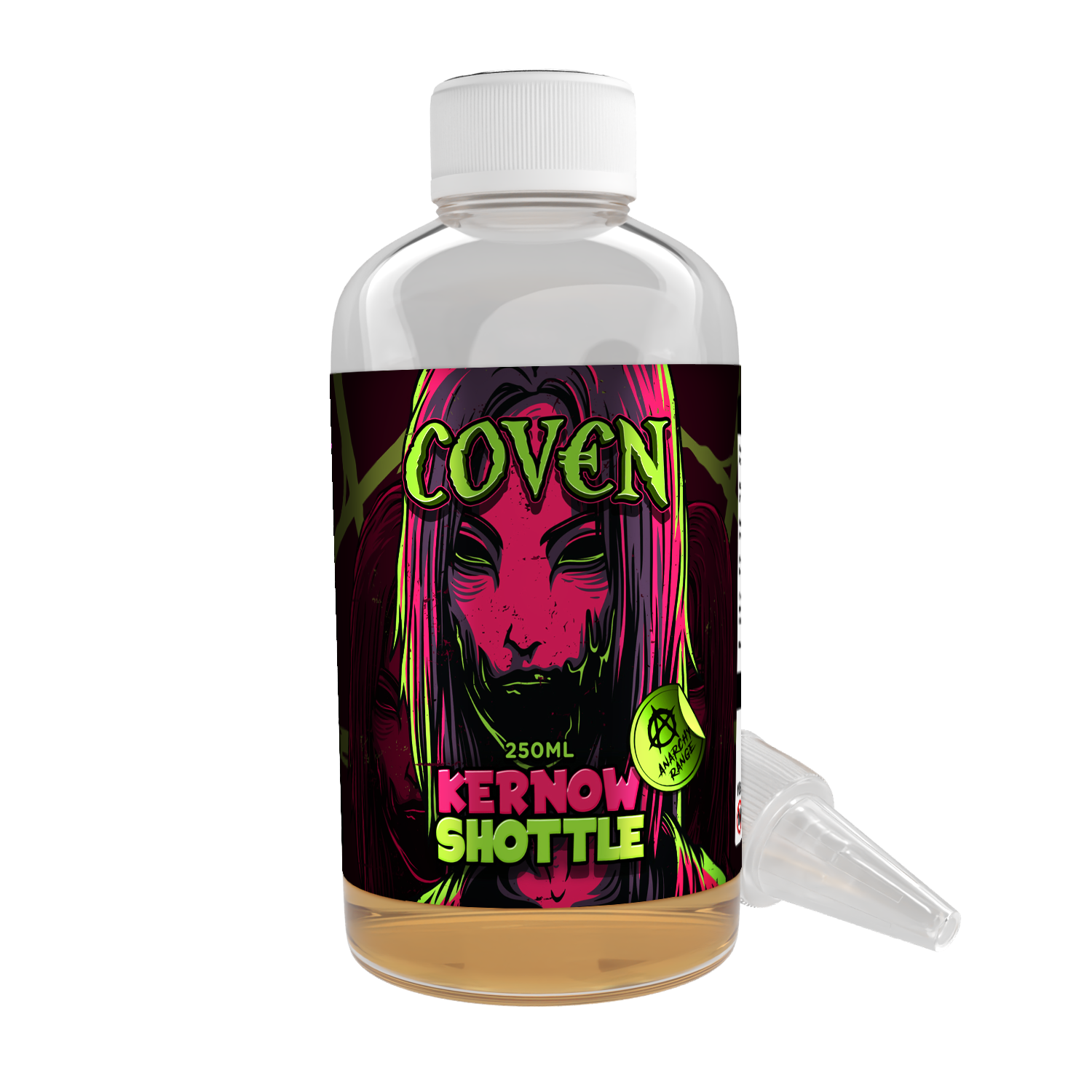 Coven Shottle Flavour Shot by Kernow - 250ml