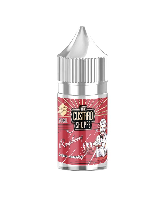 Raspberry Flavour Concentrate by The Custard Shoppe