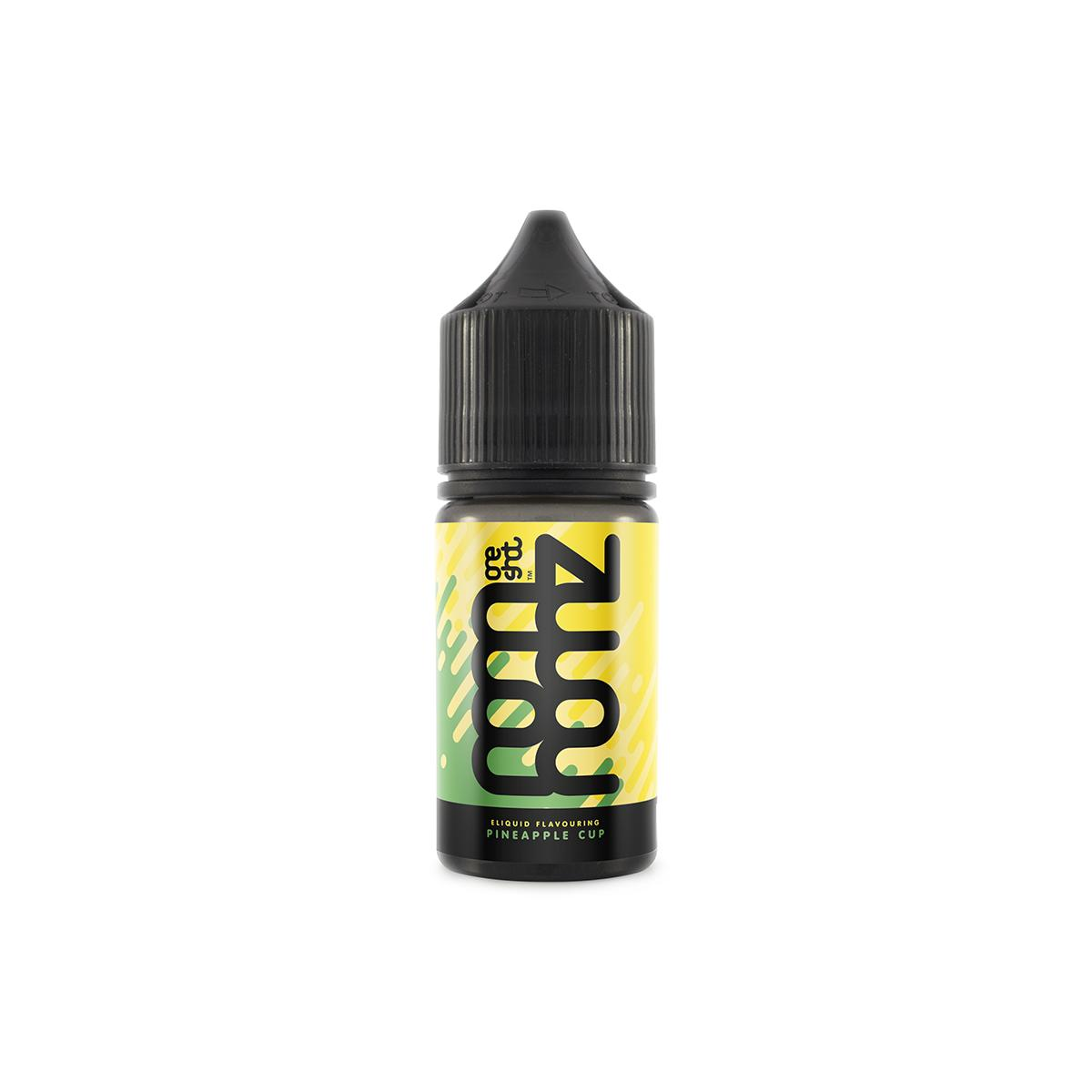Pineapple Cup Flavour Concentrate by Nom Nomz E Liquid
