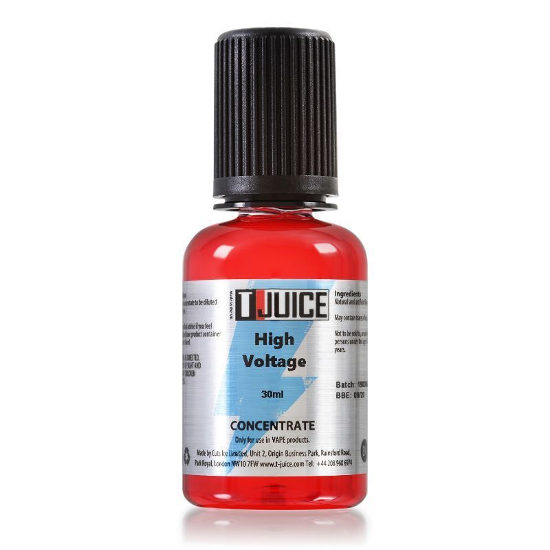High Voltage Flavour Concentrate by T-Juice