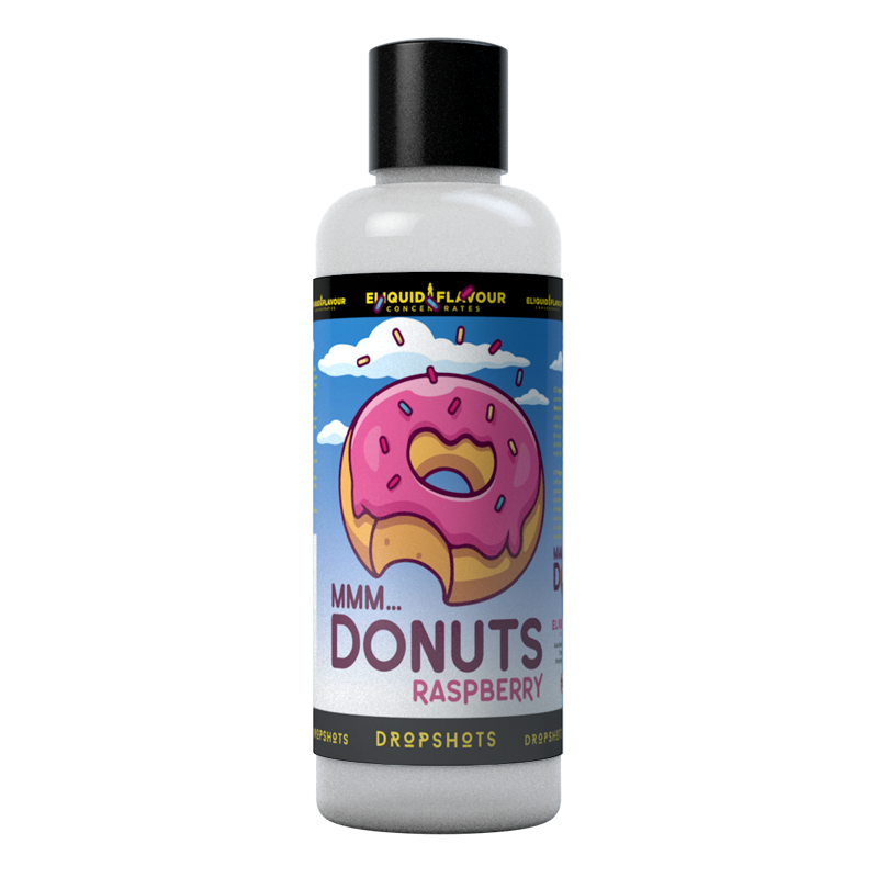 Mmm... Donuts - Raspberry DropShot by ELFC