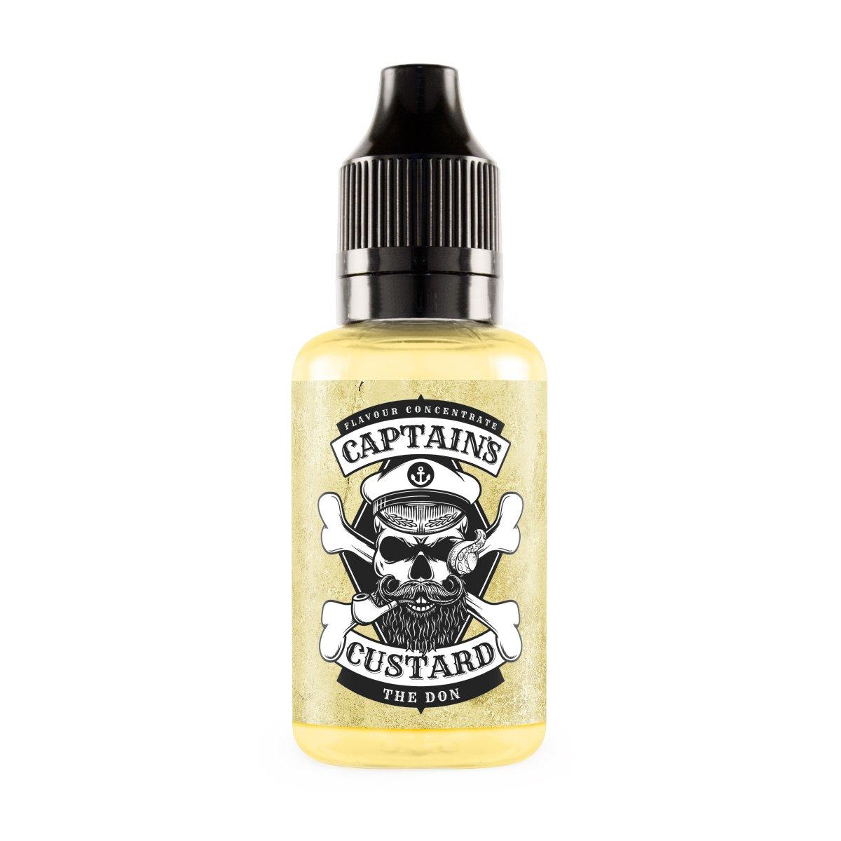 The Don Flavour Concentrate by Captains Custard