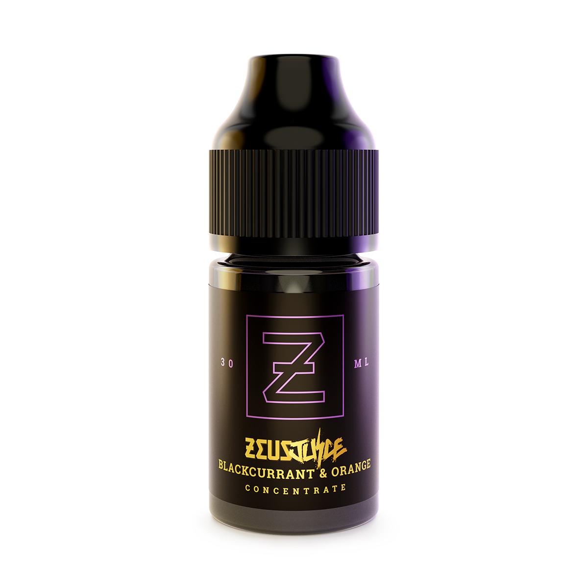 Blackcurrant & Orange Flavour Concentrate by Zeus Juice